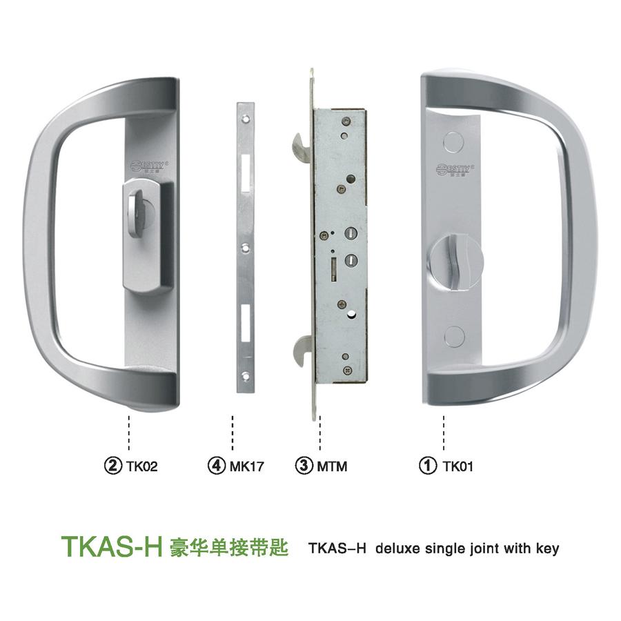 TKAS-H 豪华单接带匙