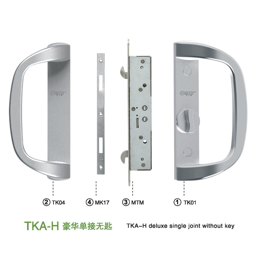TKA-H 豪华单接无匙